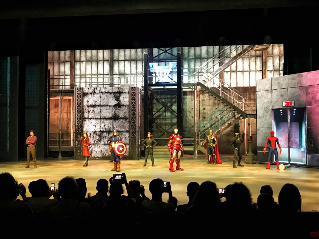 Marvel Super Heroes United