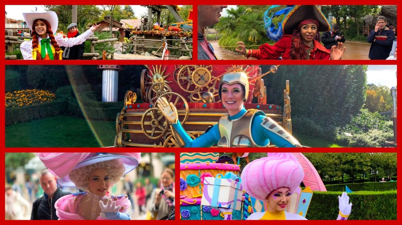 The 5 Disneyland Paris Cupcake Sisters