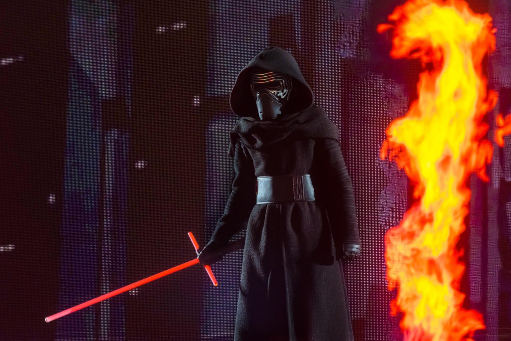 Legends of the Force Kylo Ren