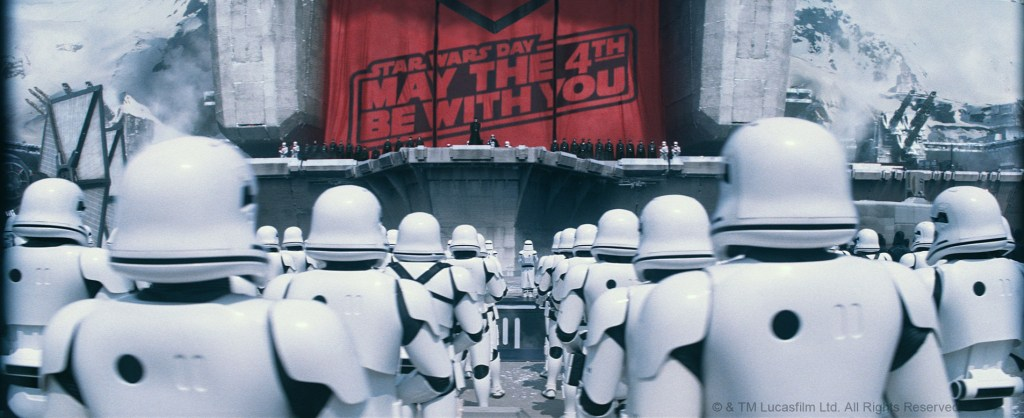 May the 4th DLP