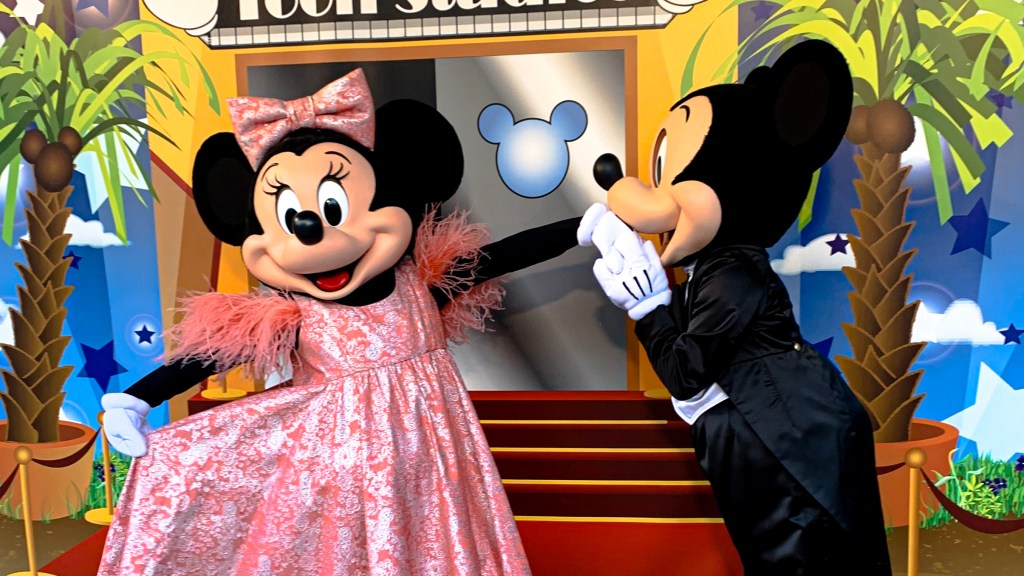 Disney Loves Jazz Mickey Minnie