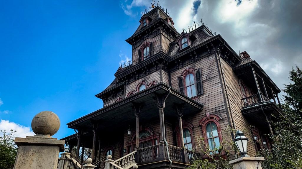 Phantom Manor Refurbishment exterior