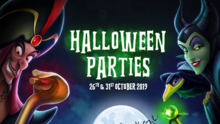 Disneyland Paris Halloween Party 2018.Disneyland Paris Halloween Parties 2019 Details Revealed