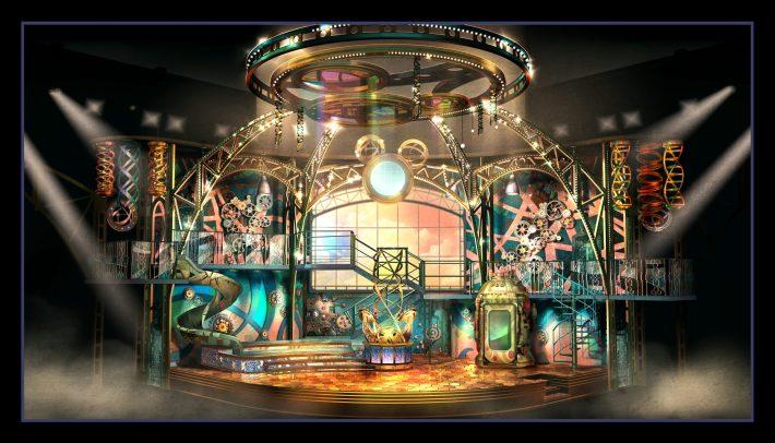 Disney Junior Dream Factory set