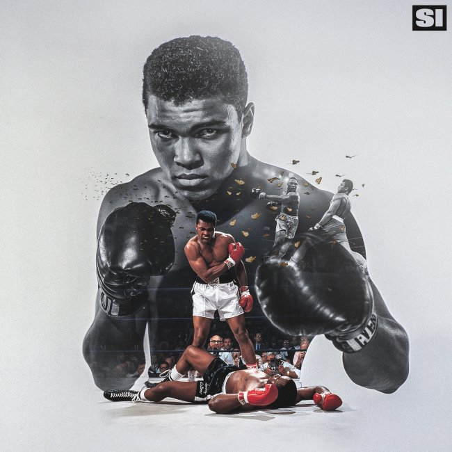 Muhammad Ali Legacy Continues. Credit: Sports Illustrated