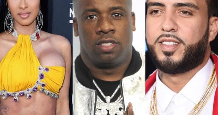 "Cardi B,  Yo Gotti, French Montana & More Sued For Using ""Choppa Style"" Beat Without Paying"