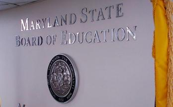 Maryland State Board of Education Logo