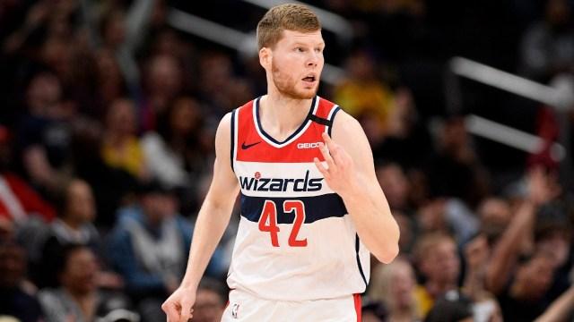 Wizards Davis Bertans Opts Out of NBA Reset
