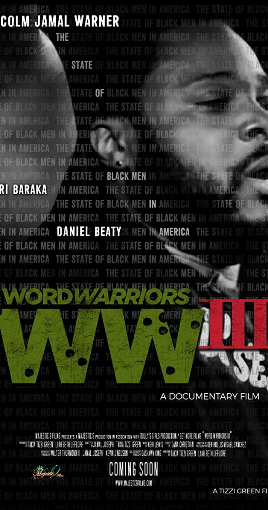 "The DMV Daily Interviews: Takia ""Tizzi"" Green, Director of Word Warrior III"
