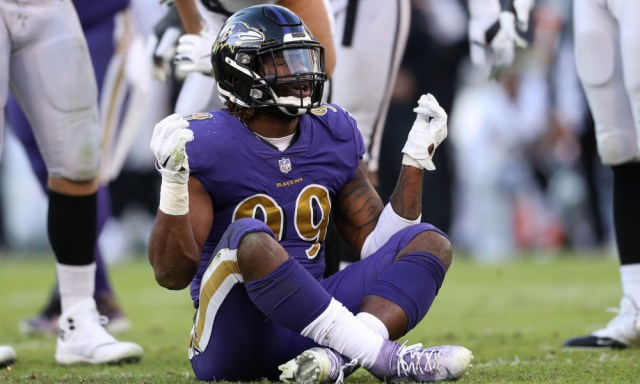 Ravens LB Matthew Judon Fine With Franchise Tag