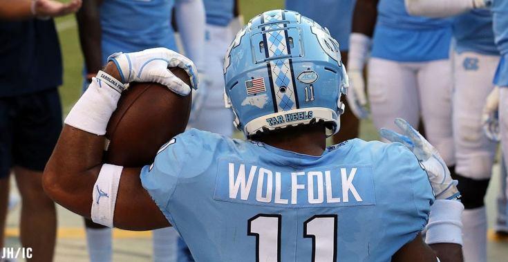 UNC Safety Myles Wolfolk Transfers to Bowie State University