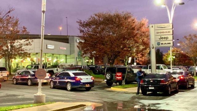 Police investigating carjacking at Fairfax County dealership