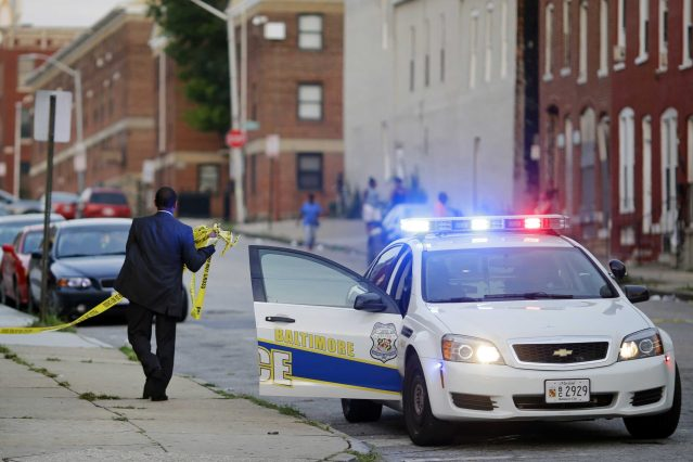 Baltimore City Five Homicides Away from Reaching 300+ for Sixth Consecutive Year