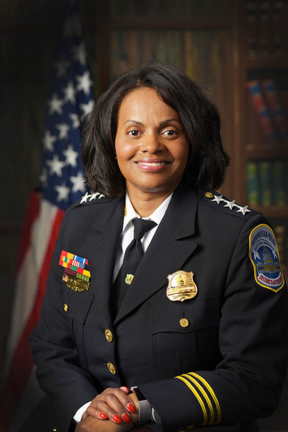 March Recognizes Assistant Chief Chanel Dickerson For Her Dedication To Service