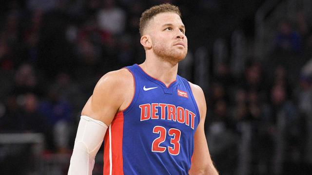 Blake Griffin & Detroit Pistons Agree to Contract Buyout