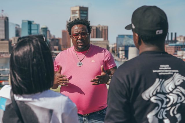 Community leader changes his life for better to create more opportunities for youth in Baltimore City