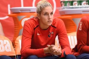 Washington Mystics Expect Elena Delle Donne to Progress During WNBA Break
