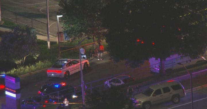 Two People in Custody After Four People Injured in Germantown Recreation Center Shooting