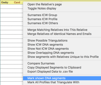 Getting Started with Genome Mate Pro, Part 12 — Use the DNAGedcom