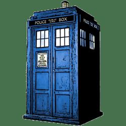 Dr Who's TARDIS