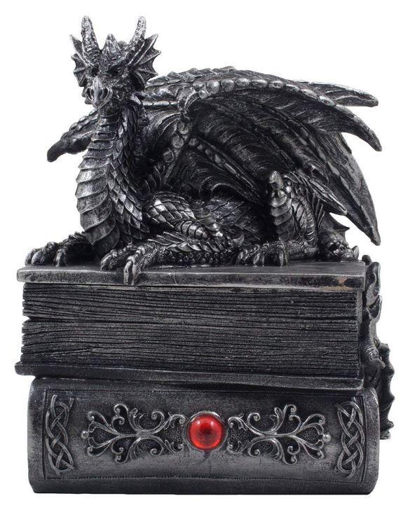 Mythical Guardian dragon2