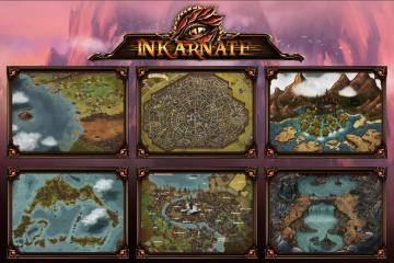 Inkarnate - an app for DMs to make maps with