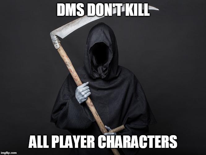 DM Reaper