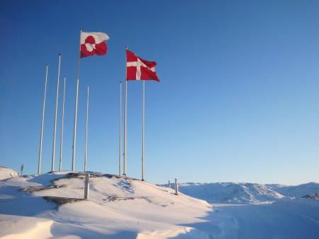 Nowadays, Greenland is an autonomous territory within the Danish Realm.