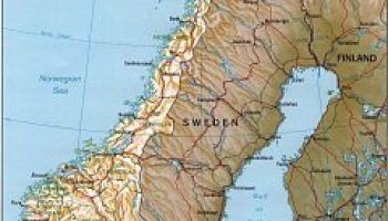 Comic Map Of Europe According To The Vikings Circa - Norway map vikings