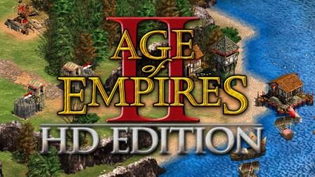 Age of Empires II HD Edition logo. Image source: www.kolkrabba.wordpress.com
