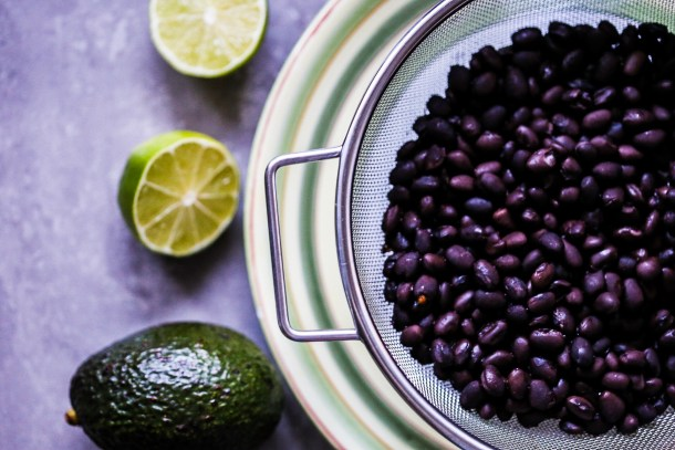 Black Bean Quinoa Salad with Sundried Tomatoes and Avocado Vinaigrette: A Recipe for Prostate Protection