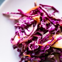 A Dope, No Fat, No Added Sugar, Low Calorie Cole Slaw Recipe
