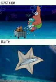 Patrick in real life