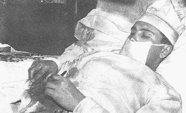 DIY surgery (TDWI)