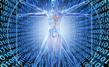 graphic representing digital health innovation (123RF)