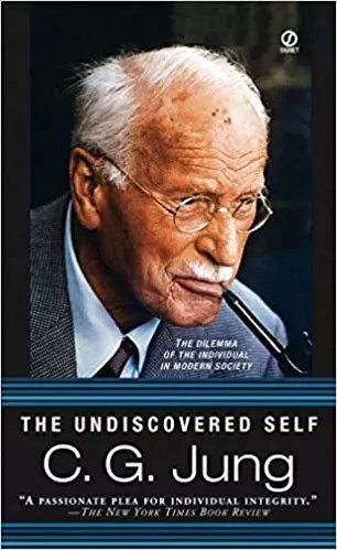 Carl Jung, The Undiscovered Self 306 x 499
