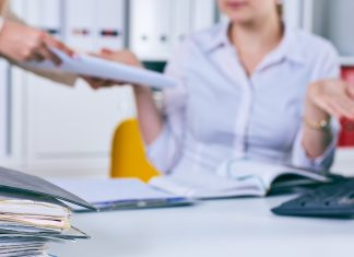 Medical staff overwhelmed paperwork 2048 x 1290