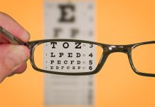 Vision_Of_Eyechart_With_Glasses 1024 x 762