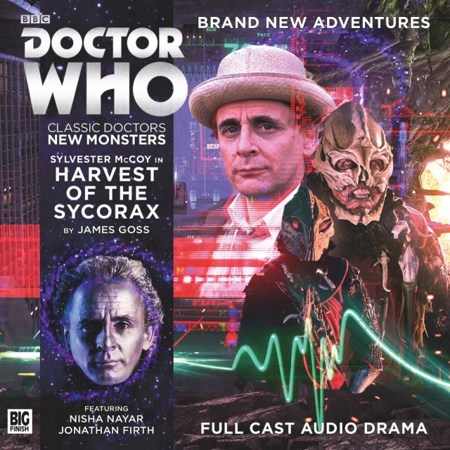 Harvest of the Sycorax Classic Doctors, New Monsters