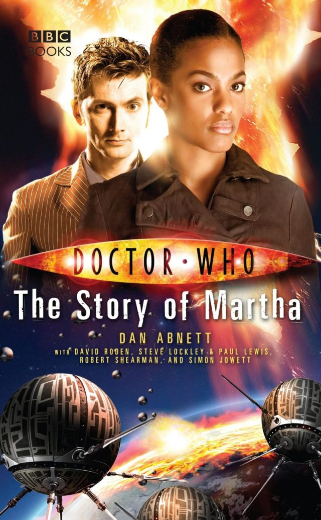 Story of Martha Jones Dan Abnett Freema Agyeman