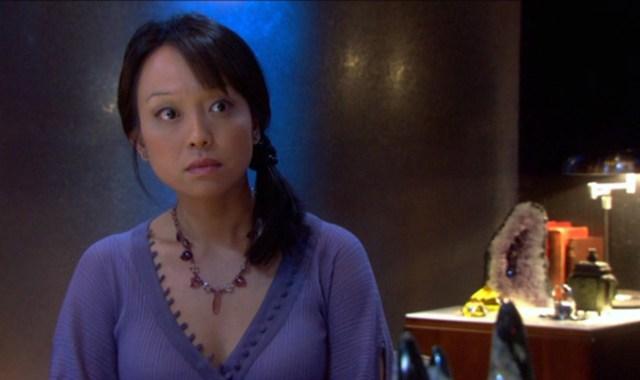 Toshiko Sato Torchwood Naoko Mori To The Last Man
