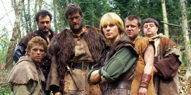 Robin of Sherwood Connery