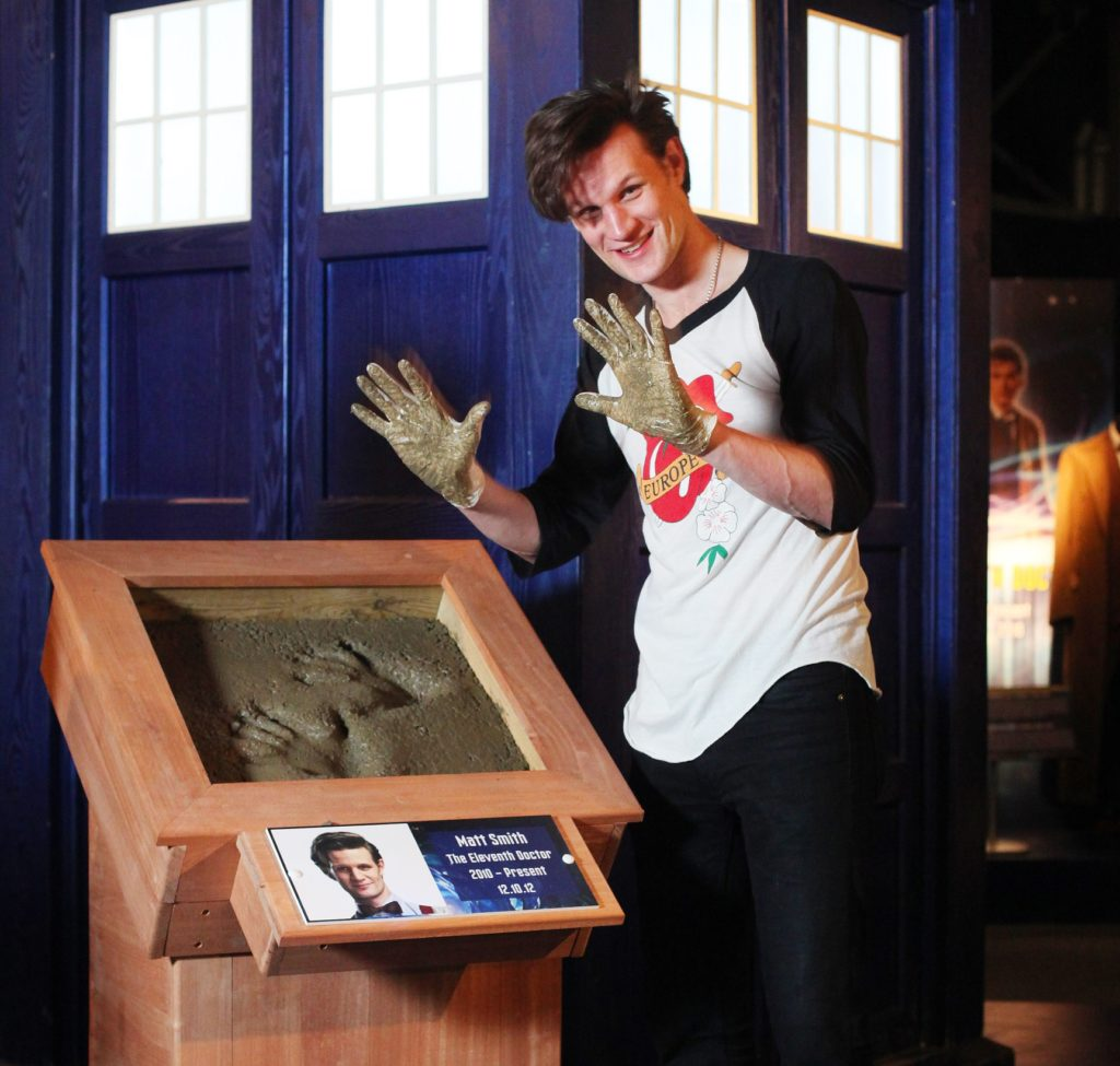 Exclusive Interview Matt Smith the Eleventh Doctor  The