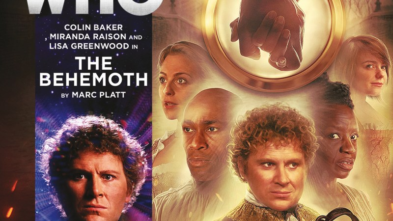 Out Now: Big Finish's Doctor Who – The Behemoth