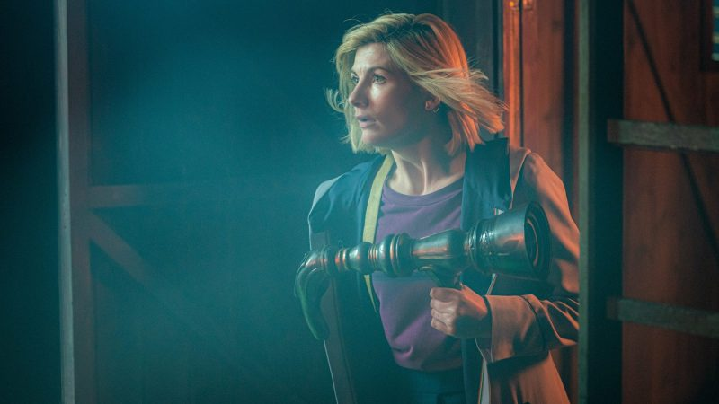 Doctor Who Nominated for Best Family Drama in TV Choice Awards 2020