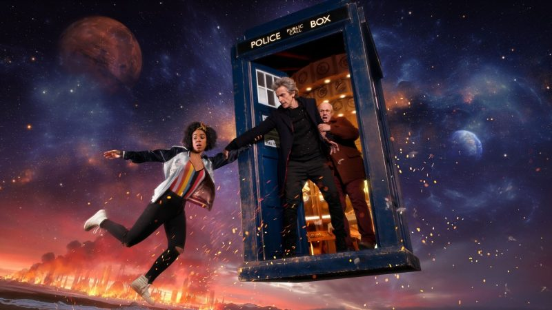 Steven Moffat Pens Final Farewell from Bill Potts and Nardole for Last Lockdown Who