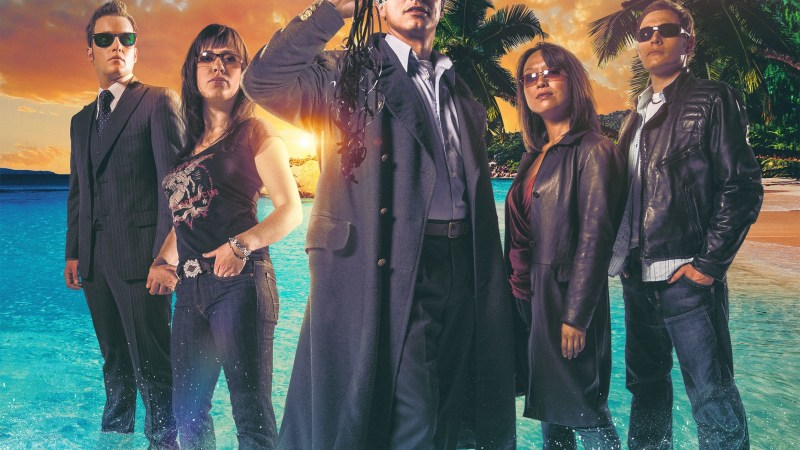 Reviewed: Big Finish's Torchwood – Tropical Beach Sounds and Other Relaxing Seascapes #4