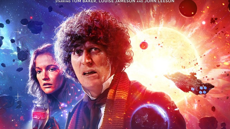 Tom Baker Stars in Big Finish's First Doctor Who Audio Made During Lockdown