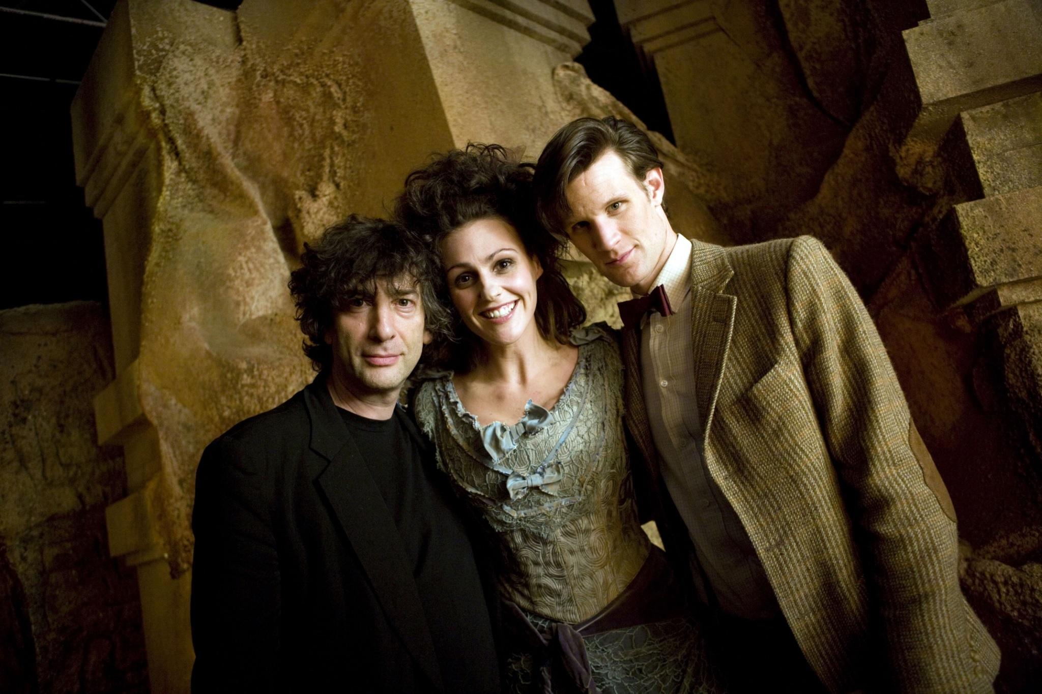 Neil Gaiman to Reveal The Doctor's Wife Secrets in Next Watch-Along