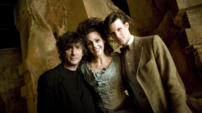 Neil Gaiman to Reveal The Doctor's Wife Secrets in Next Watch-Along